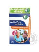 1X Naponta Család, Aktív Porc tabletta - 24 db