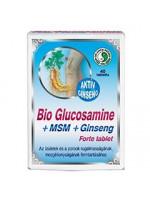 Bio-Glucosamine , MSM , Ginseng Forte tabletta - 40db