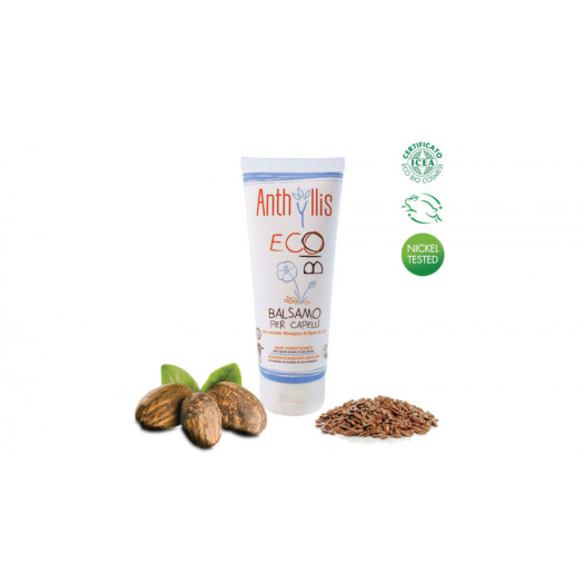 Anthyllis 9724 BIO tanúsított hajbalzsam, 200 ml