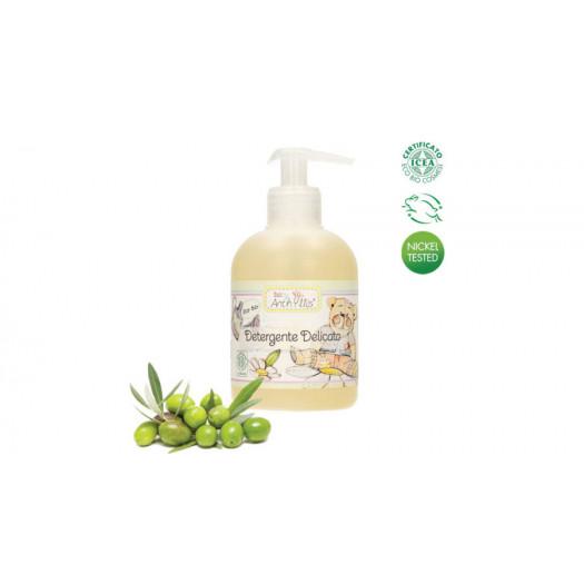 Anthyllis Baby 1144 BIO babafürdető folyékony szappan érzékeny bőrre, 300 ml