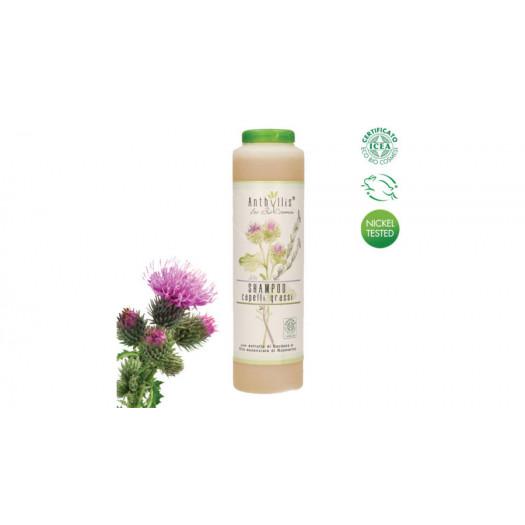 Anthyllis BIO tanúsított sampon zsíros hajra, 250 ml