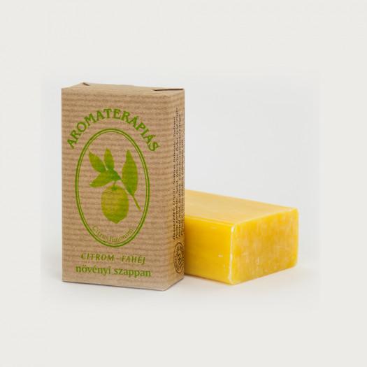 Citrom-fahéj aromaterápiás szappan