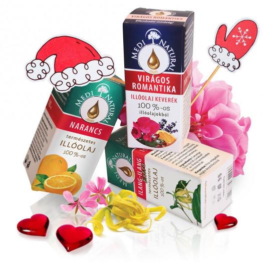 Aphrodité szerelem aromaterápiás illóolaj csomag