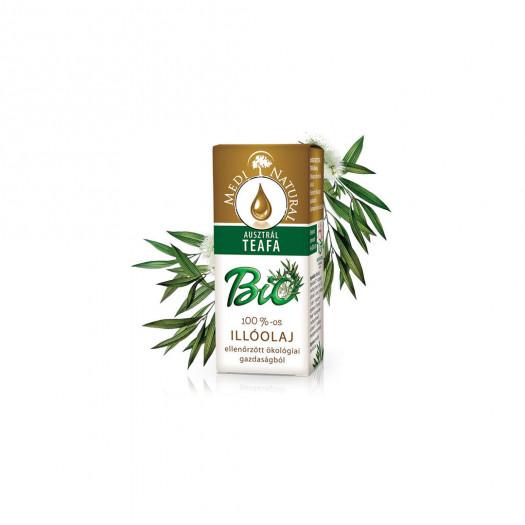 BIO Ausztrál Teafaolaj (5ml)