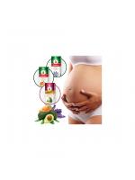 Bőrrugalmasító szépségcsomag - STRIÁK, terhességi csíkok megelőzésére